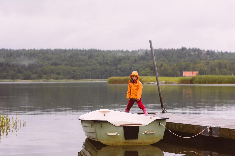 Urlaub Schweden, Blankaholm Badesteg, (Foto copyright - Frank Weber - Berlin - www.fotologbuch.de)