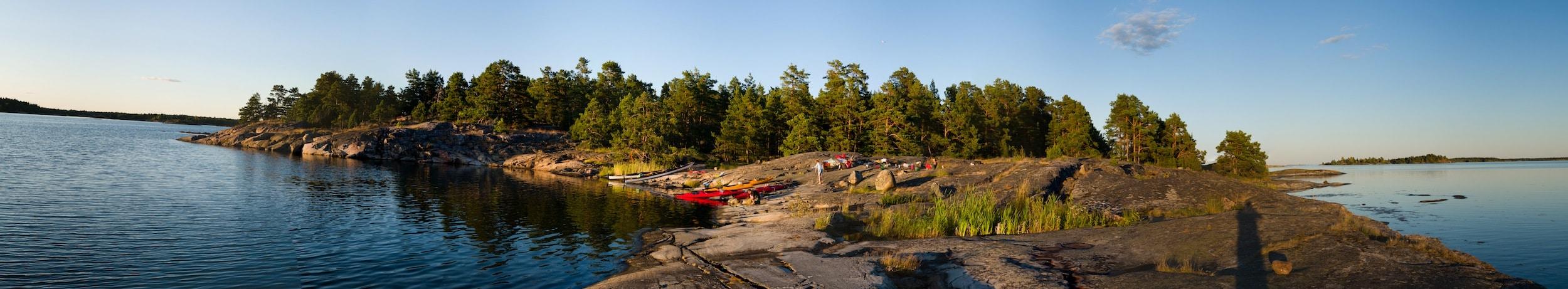 Panorama Schweden (1.Versuche)