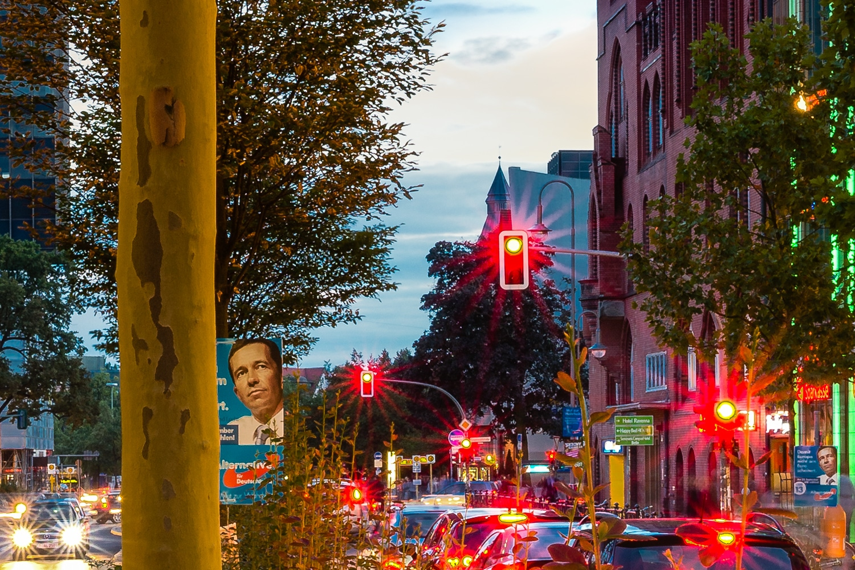 Ausschnitt 02 Panorama Berlin Schlosstrasse, (Foto copyright - Frank Weber - Berlin - www.fotologbuch.de)