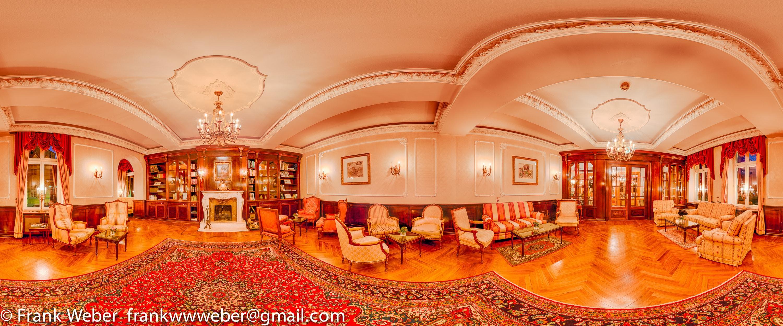 Panorama Kaminzimmer Romantik Hotel Ahlbeck, (Foto copyright - Frank Weber - Berlin - fotologbuch.de)