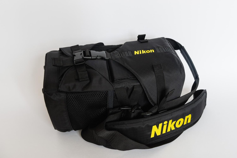 Tasche Nikon AF-S 300mm 2.8G VR2, (Foto copyright - Frank Weber - Berlin - fotologbuch.de)