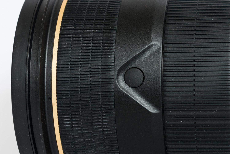 Nikon AF-S 300mm 2.8G VR2 - AF Knopf am Objektiv, (Foto copyright - Frank Weber - Berlin - fotologbuch.de)