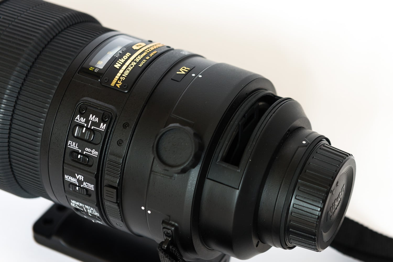 Nikon AF-S 300mm 2.8G VR2 - eingebauter UV-Filter, (Foto copyright - Frank Weber - Berlin - fotologbuch.de)