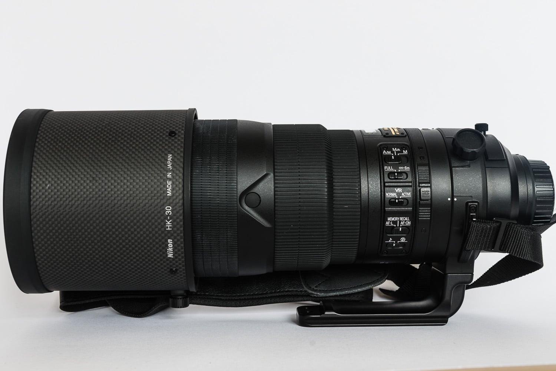 Nikon AF-S 300mm 2.8G VR2 mit HK-30, (Foto copyright - Frank Weber - Berlin - fotologbuch.de)
