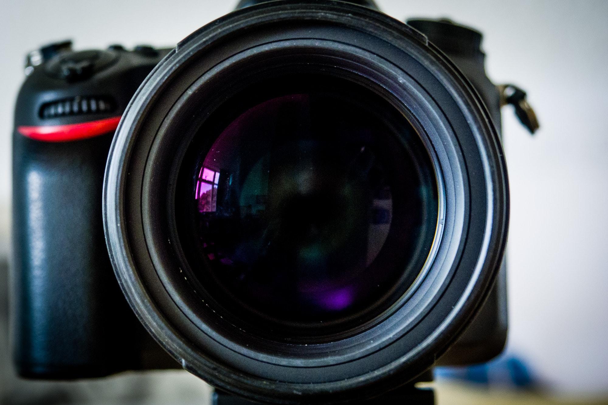 Nikon 85mm mit Blende 1.4, (Foto copyright - Frank Weber - Berlin - fotologbuch.de)
