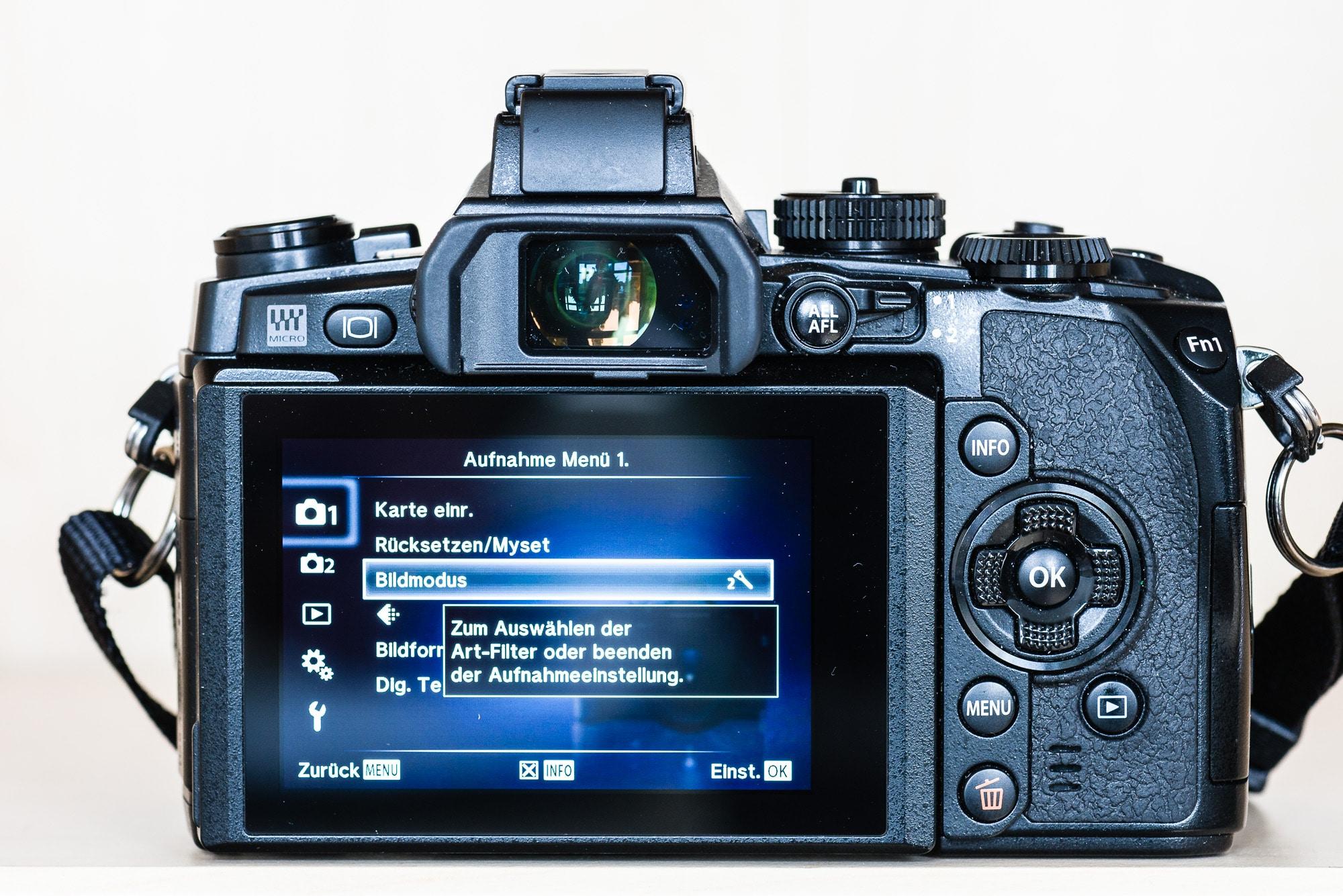 OM-D EM1 - RAW Edit Check Einstellungen Aktuell, (Foto copyright - Frank Weber - Berlin - fotologbuch.de)