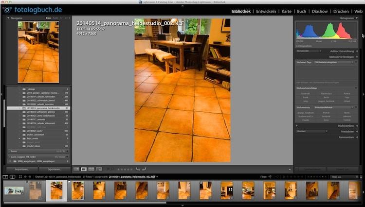 Video Lightroom Tutorial - Fotos schneller markieren und aussortieren - Quicktipp, (Foto copyright - Frank Weber - Berlin - fotologbuch.de)