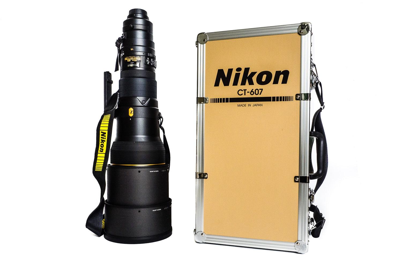 Mein neues Teleobjektiv - AF-S NIKKOR 600 mm 1:4G ED VR, (Foto copyright - Frank Weber - Berlin - fotologbuch.de)