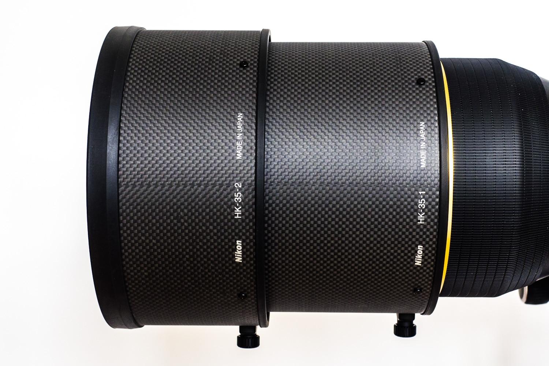 Nikon AF-S 600mm 1:4G VR2, Streulichtblende, (Foto copyright - Frank Weber - Berlin - fotologbuch.de)