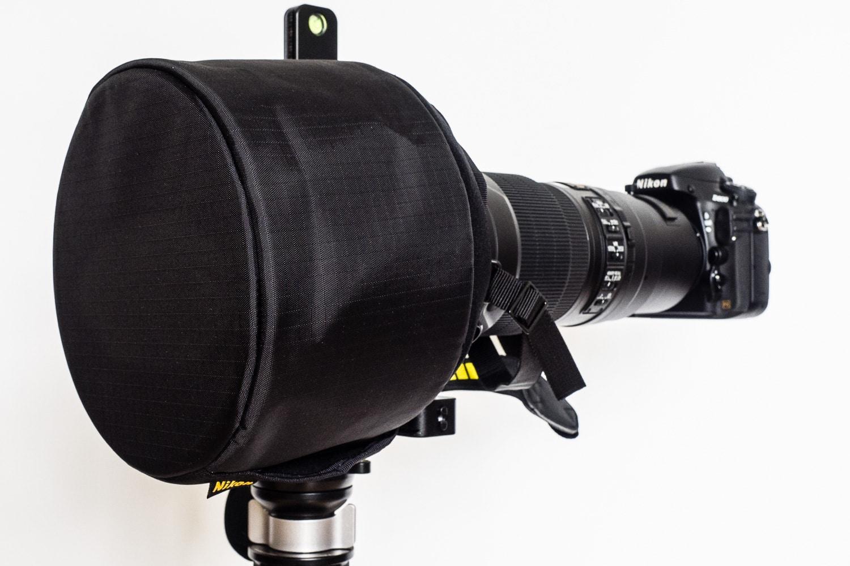 Nikon AF-S 600mm 1:4G VR2, Schutzhaube, (Foto copyright - Frank Weber - Berlin - fotologbuch.de)