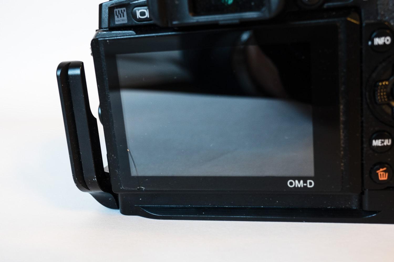 GGS - Displayschutz für Digitalkameras - meine Empfehlung, (Foto copyright - Frank Weber - Berlin - fotologbuch.de)