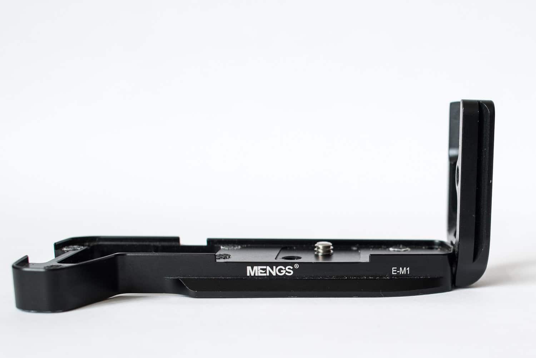 Kamera L- Winkel von MENGS, (Foto copyright - Frank Weber - Berlin - fotologbuch.de)