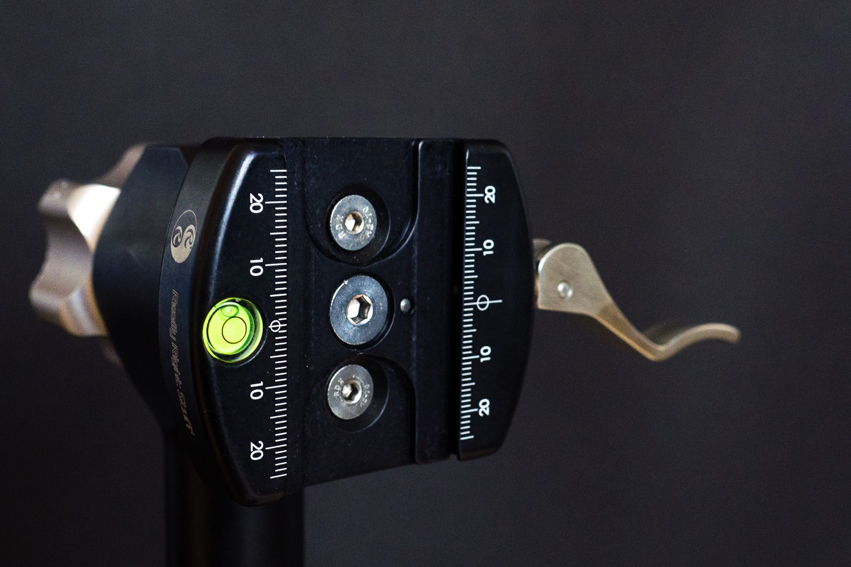 Klemmverschluss für Kameraplatten, (Foto copyright - Frank Weber - Berlin - fotologbuch.de)