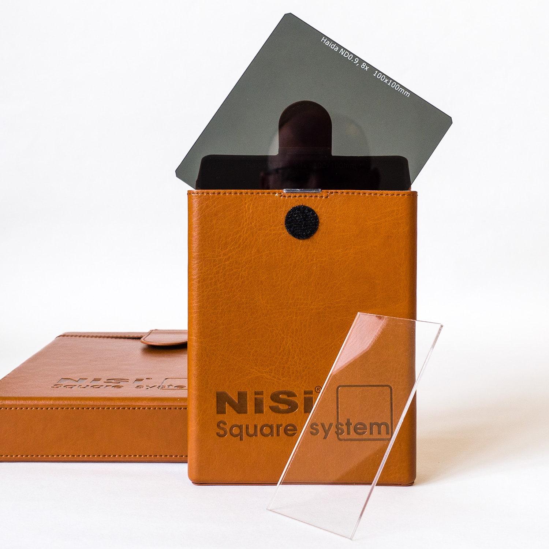 NiSi - Graufilterbox Einschubfilter - Distanzstück für Graufilter, (Foto copyright - Frank Weber - Berlin - fotologbuch.de)