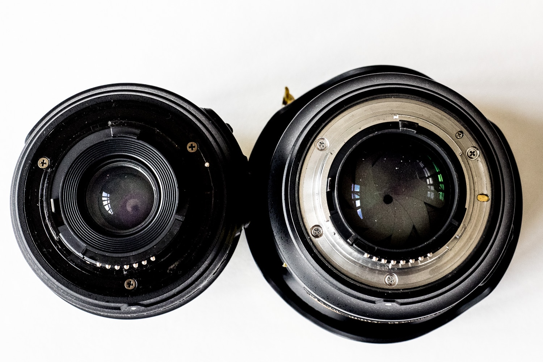 Vergleich Bildkreis APS-C- und FX-Objektiv, (Foto copyright - Frank Weber - Berlin - fotologbuch.de)