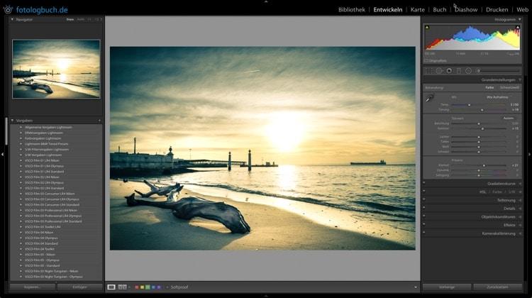 Lightroom Quicktipp – Schneller im Foto navigieren