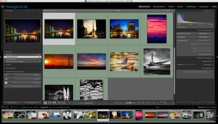 Lightroom Quicktipp - Rasteransicht - Optionen, (Foto copyright - Frank Weber - Berlin - fotologbuch.de)