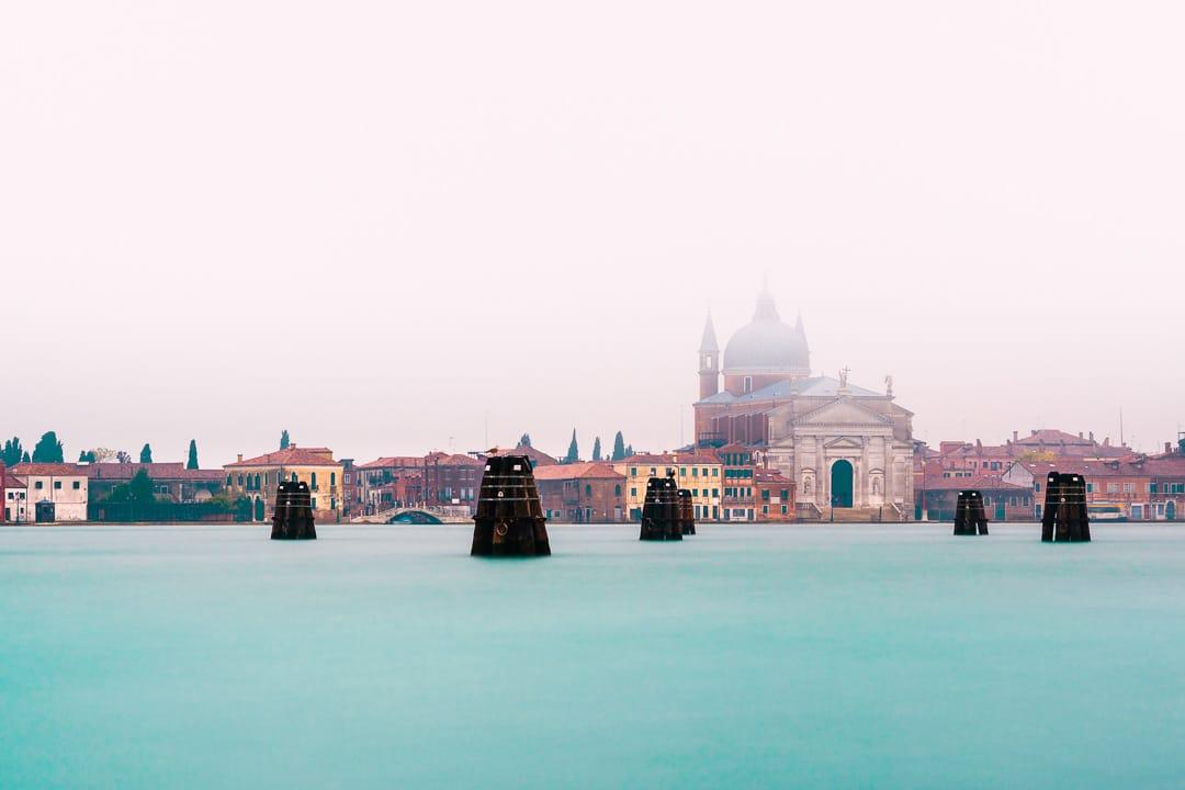 Chiesa di Santa Maria della Presentazione (Le Zitelle) - Venedig, (Foto copyright - Frank Weber - Berlin - fotologbuch.de)