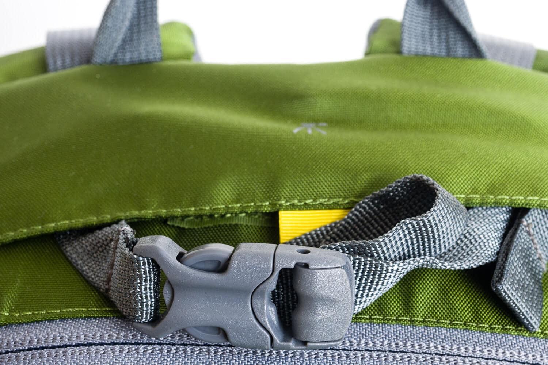 Mein neuer Fotorucksack, Stativhalterung oben - Mindshift Gear Backlight 26 Liter Outdoor, (Foto copyright - Frank Weber - Berlin - fotologbuch.de)