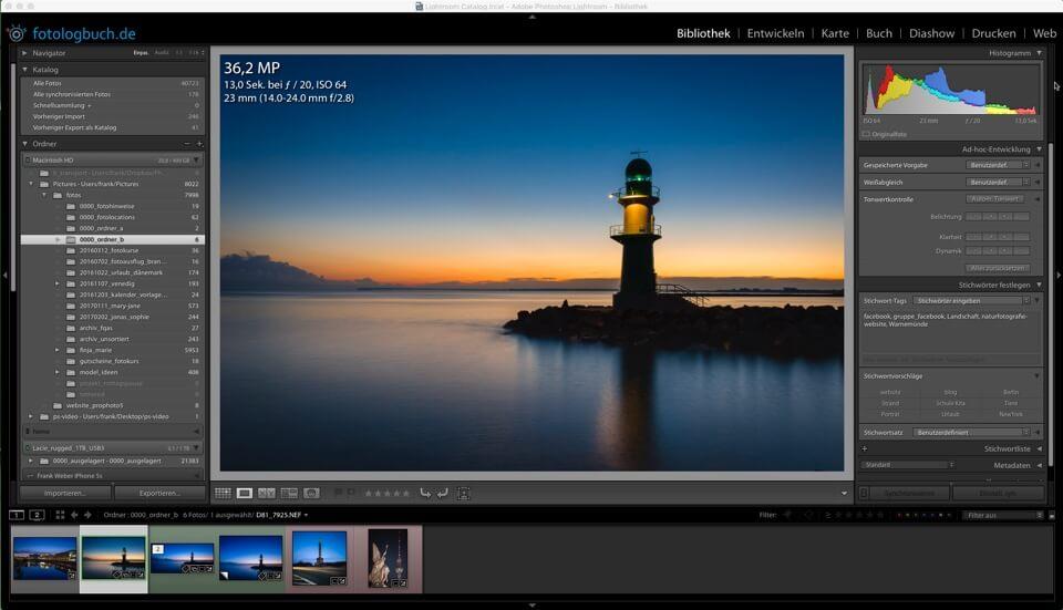 Lightroom Quicktipp - Datei Export - Dateigröße beschränken, (Foto copyright - Frank Weber - Berlin - fotologbuch.de)