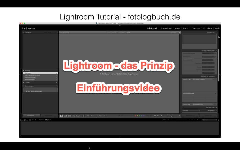 Lightroom - Tutorial - Vorbemerkungen und das Prinzip Lightroom, (Foto copyright - Frank Weber - Berlin - fotologbuch.de)