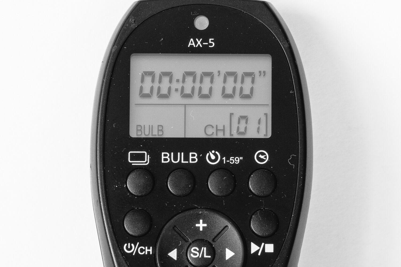 Test Fernauslöser Ayex AX-5, (Foto copyright - Frank Weber - Berlin - fotologbuch.de) - Modus Langzeitbelichtungen (Bulb)