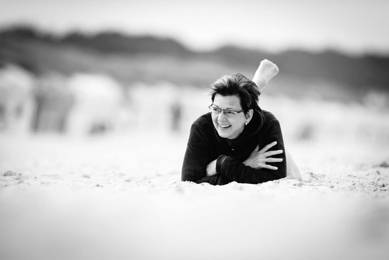 Jutta - Prerow 2016, (Foto copyright - Frank Weber - Berlin - fotologbuch.de)