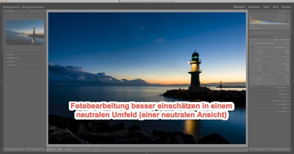 Lightroom Expertentipp - Die Ansicht Leuchttisch nutzen und einstellen, (Foto copyright - Frank Weber - Berlin - fotologbuch.de)
