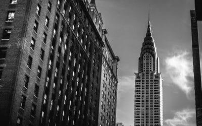 New York 2014 - Impressionen aus einer Woche Urlaub - New York Chrysler Building, (Foto copyright - Frank Weber - Berlin - fotologbuch.de)