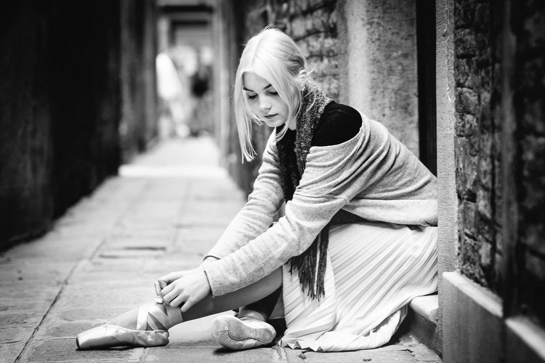 Marisa – Die etwas andere Ballettstunde