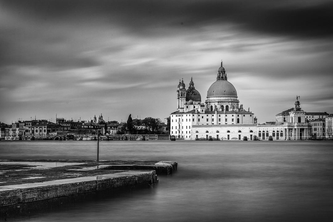 Basilica di Santa Maria della Salute - Venedig, (Foto copyright - Frank Weber - Berlin - fotologbuch.de)