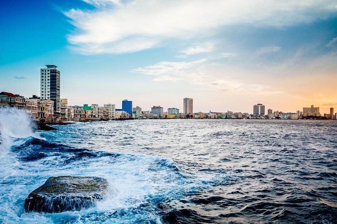 KUBA – MÄRZ 2017 – Havanna Malecón, (Foto copyright - Frank Weber - Berlin - fotologbuch.de)