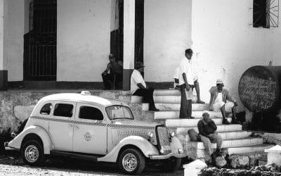KUBA – MÄRZ 2017 – Trinidad - Siesta, (Foto copyright - Frank Weber - Berlin - fotologbuch.de)