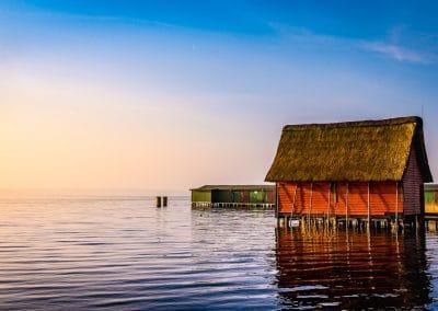 Morgenstimmung am Plauer See