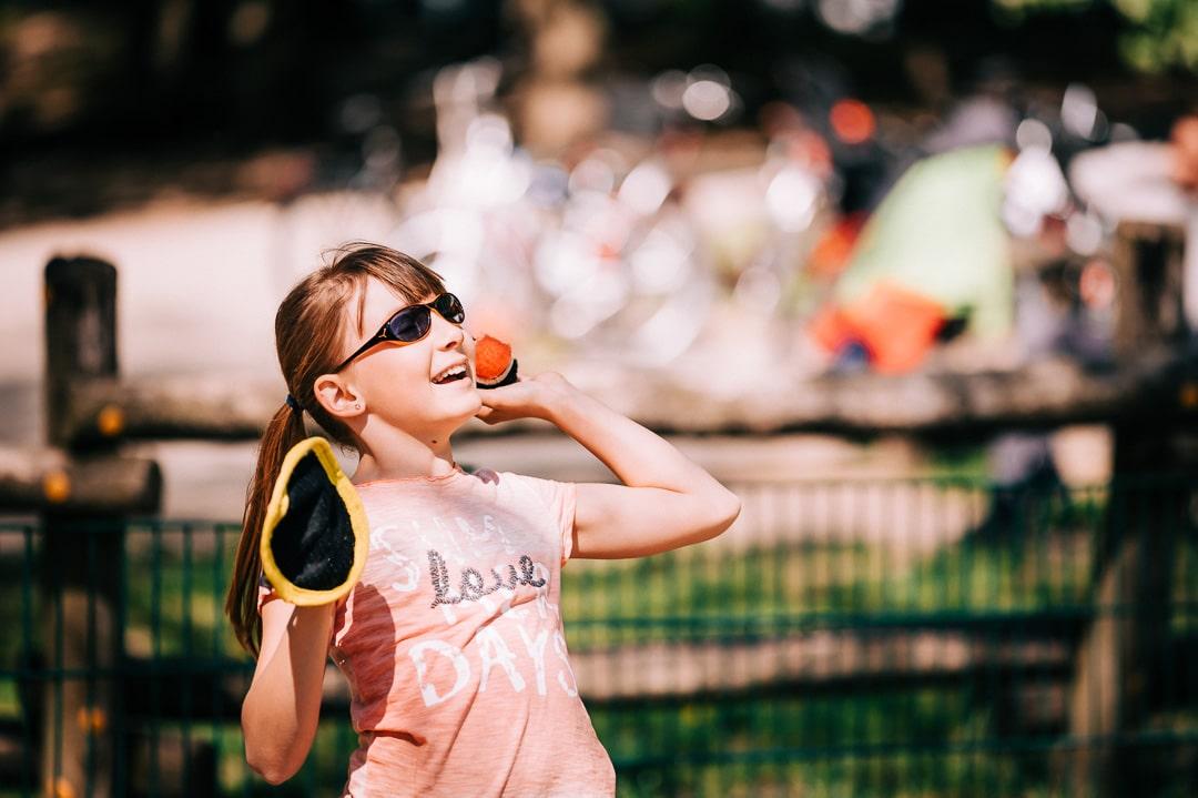 Familienalltag - Einfach mal mit den Kids spielen, (Foto copyright - Frank Weber - Berlin - fotologbuch.de)