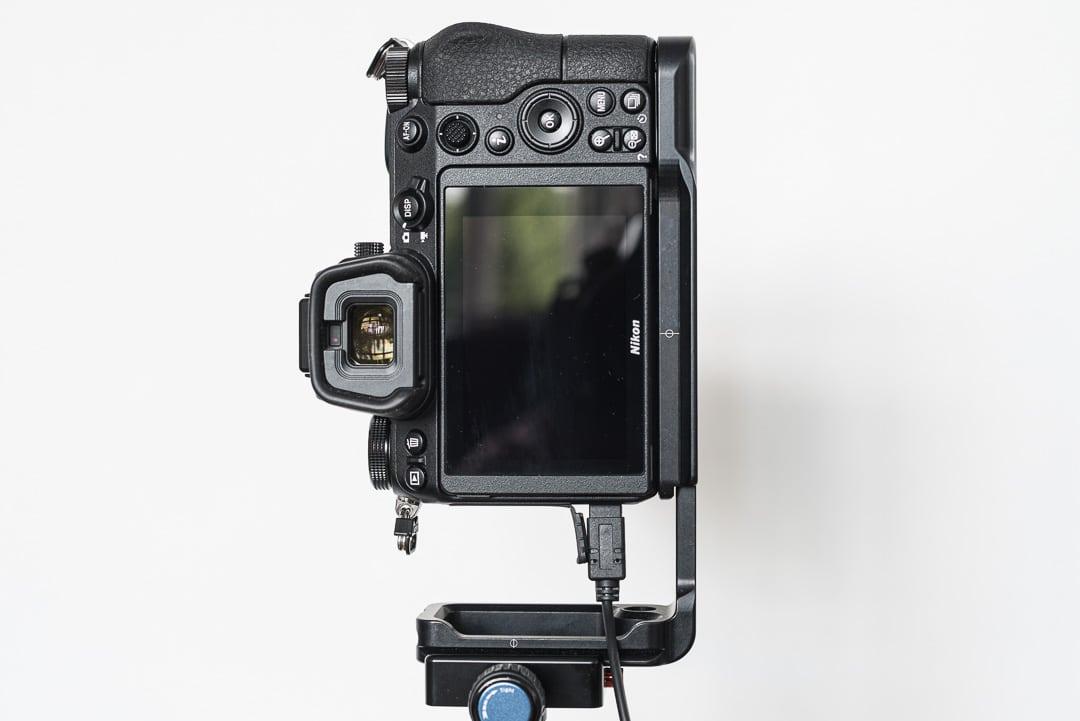 Really Right Stuff BZ7-L L-Winkel für Nikon Z6& Z7, Test, (Foto copyright - Frank Weber - Berlin - fotologbuch.de)