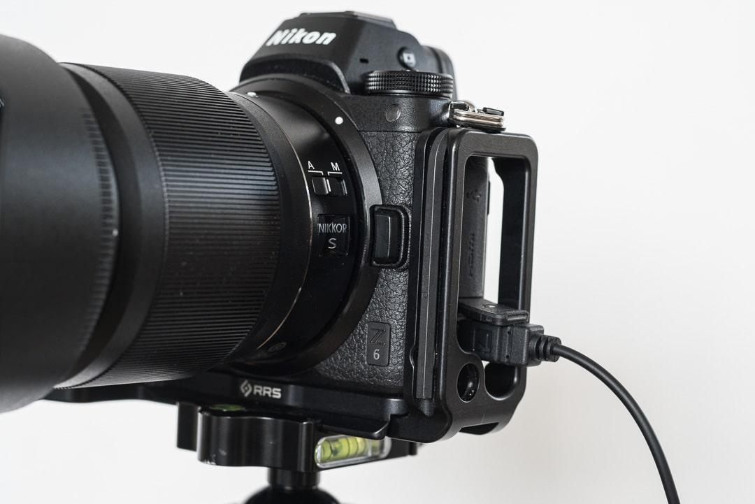Really Right Stuff BZ7-L L-Winkel für Nikon Z6& Z7, integrierter Imbusschlüssel mit Magnethalterungen, Test, (Foto copyright - Frank Weber - Berlin - fotologbuch.de)
