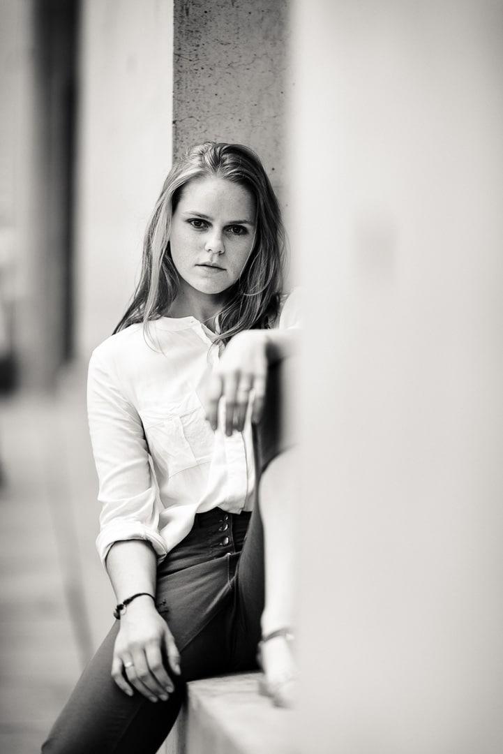Saskia - Portraits in Berlin / August 2019, (Foto copyright - Frank Weber - Berlin - fotologbuch.de)