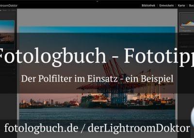 Fotologbuch Fototipp – Der Polfilter im Einsatz ein Beispiel