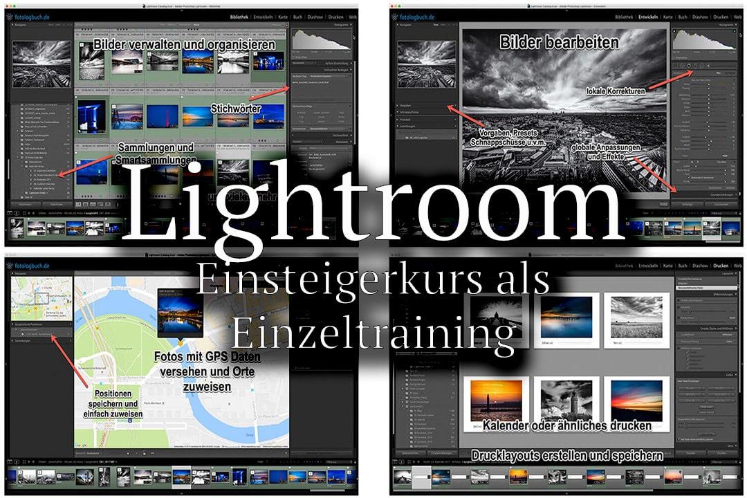 Lightroom Workshop für Einsteiger / Anfänger Kurs, (Foto copyright - Frank Weber - Berlin - fotologbuch.de)