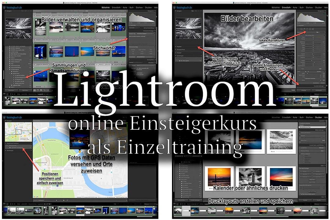 Einzelkurs online per Teamviewer - Lightroom Workshop für Einsteiger / Anfänger Kurs, (Foto copyright - Frank Weber - Berlin - fotologbuch.de)