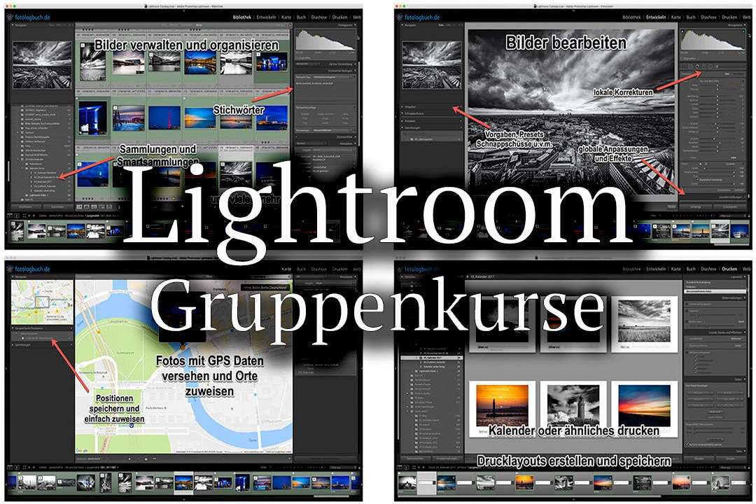 Meine Lightroom Workshops in Berlin - Gruppenkurse, (Foto copyright - Frank Weber - Berlin - fotologbuch.de)