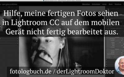 Lightroom Quicktipp - Problem Fotoansicht Lightroom CC mobile Geräte, (Foto copyright - Frank Weber - Berlin - fotologbuch.de)