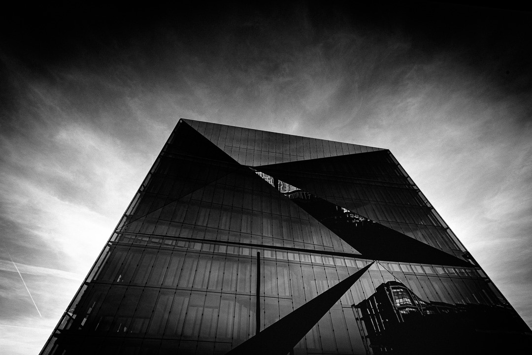 Berlin - Cube, (Foto copyright - Frank Weber - Berlin - fotologbuch.de)