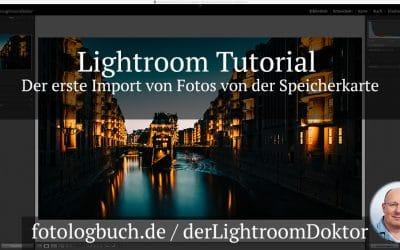 Lightroom Tutorial - Der erste Import von Fotos von der Speicherkarte, (Foto copyright - Frank Weber - Berlin - fotologbuch.de)
