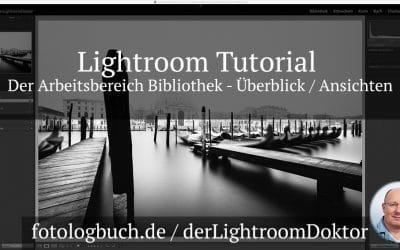 Lightroom Tutorial - Der Arbeitsbereich Bibliothek - Überblick / Ansichten, (Foto copyright - Frank Weber - Berlin - fotologbuch.de)