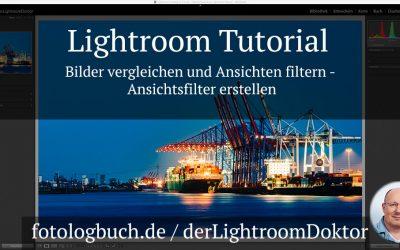 Lightroom Tutorial - Bilder vergleichen und Ansichten filtern - Ansichtsfilter erstellen, (Foto copyright - Frank Weber - Berlin - fotologbuch.de)