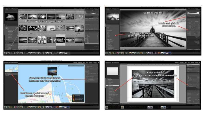 """Fotologbuch - Videotutorial zu Adobe Lightroom – """"Fotos verwalten und bearbeiten in Adobe Lightroom"""""""