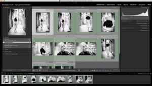 Lightroom – Quicktipp – Zwei Bilder ganz einfach miteinander vergleichen