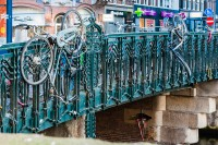 Fotos – Amsterdam und die Fahrräder
